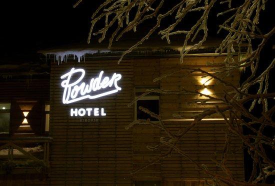 Powder Apart Hotel
