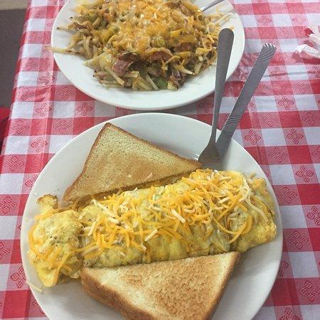 Lake Village, AR: Delicious breakfast