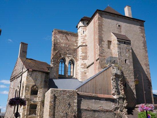 La Mal Coiffée - Château des Ducs de Bourbon