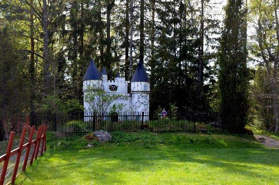 Malmkoping, Švédsko: Castle