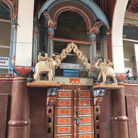 Jain Glass Temple