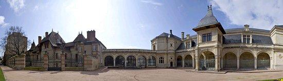 Moulins, Francja: Panorama extérieur, mab, photo J. Mondière