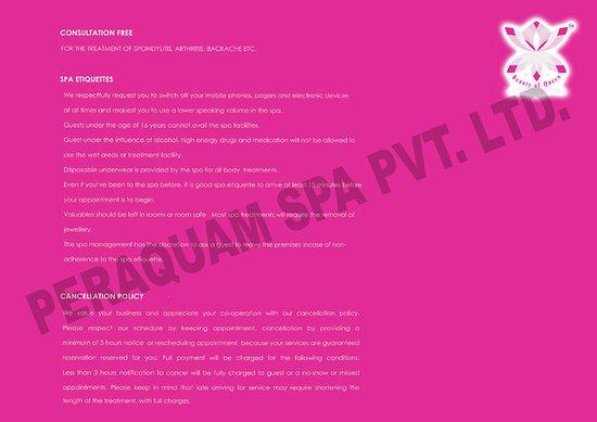 19 page - Picture of Peraquam Spa, Hospet - TripAdvisor