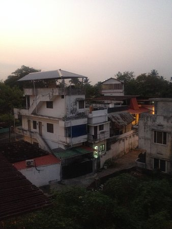 Cochin Cultural Centre: Roof top view