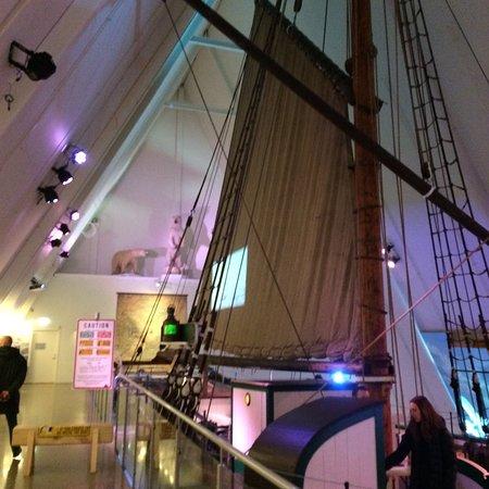 Museo Marítimo Nacional: photo1.jpg