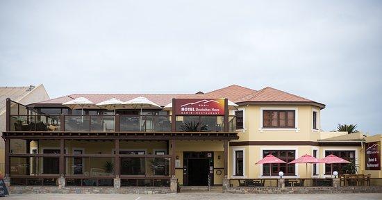Hotel Deutsches Haus Prices & Reviews Swakopmund