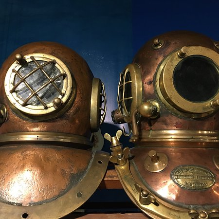 History of Diving Museum : photo0.jpg