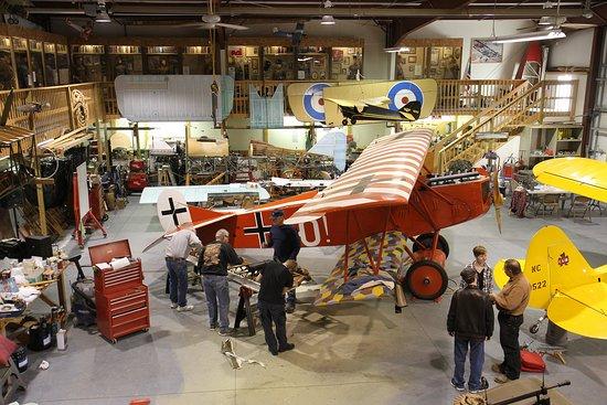 Vintage Aero Flying Museum