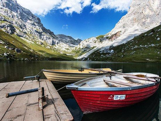 St. Antonien, สวิตเซอร์แลนด์: Partnunsee - © Ueli Käser