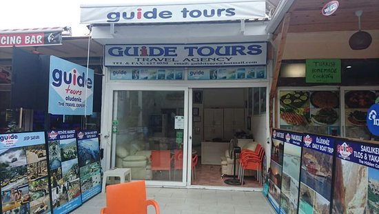 Guide Tours Oludeniz