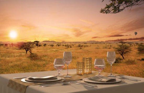 Аруша, Танзания: dining