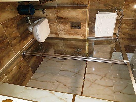 Nayla Palace: banyo