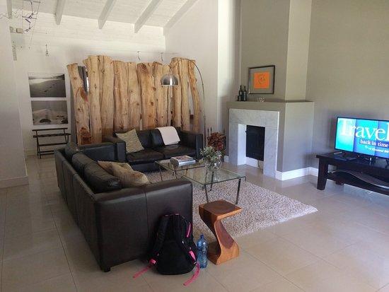 Villa Exner: One-Bedroom Suite, Living room