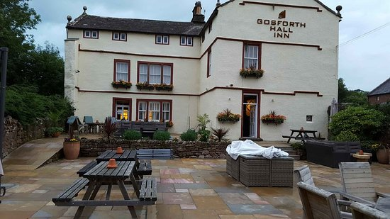 Gosforth, UK: Hotel Front
