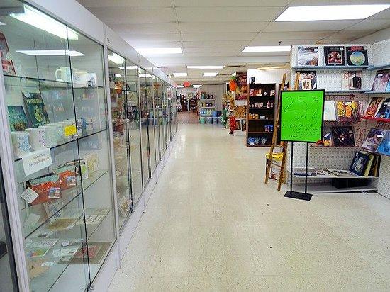 Jeffersonville, IN: inside