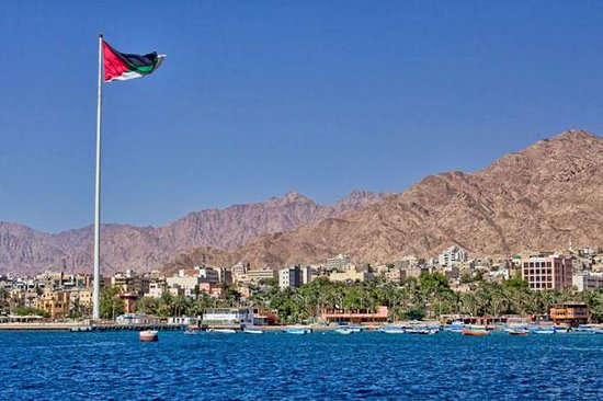 Al Aqabah Governorate, Giordania: the Beauty of the Red Sea of Aqaba