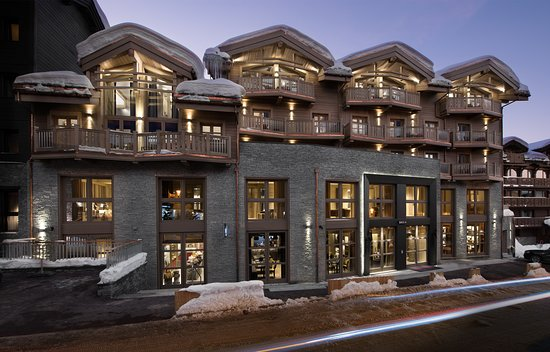 LE K2 DJOLA (Courchevel, France) - Lodge Reviews, Photos & Price ...
