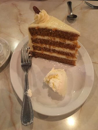 East Windsor, NJ: carrot cake