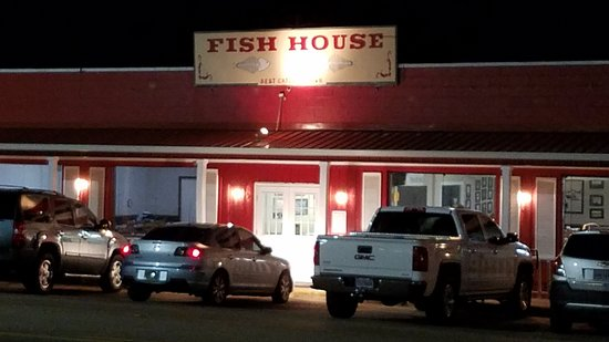 Jackson, AL: Exterior at Night