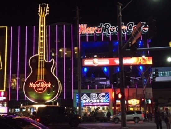Hard Rock Cafe-billede