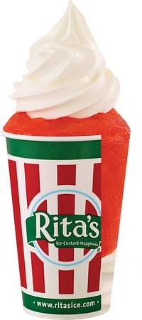 Wind Gap, PA: Our Signature Gelati - Delicious layers of our Frozen Custard with Italian Ice!
