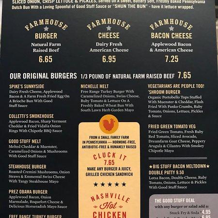 recipe: good stuff eatery menu [22]