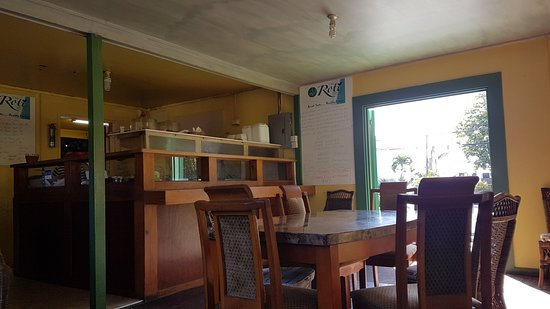 The Roti Den, Paynes Bay, Barbados