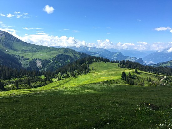 Prattigau Valley Photo