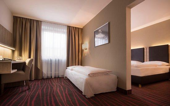 Hotel Europaischer Hof Munich Breakfast