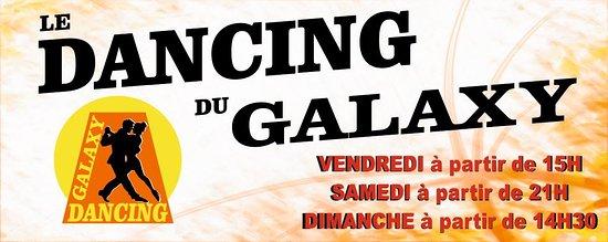 Beausemblant, France: Horaires d'ouverture Dancing du Galaxy