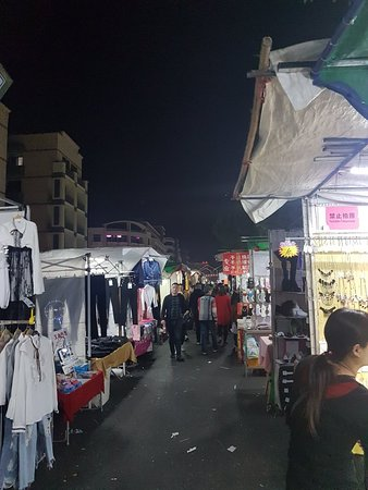 Yiwu, Chine : 20180313_195339_large.jpg