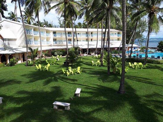 Carayou hotel spa trois ilets martinique voir les for Hotels 3 ilets