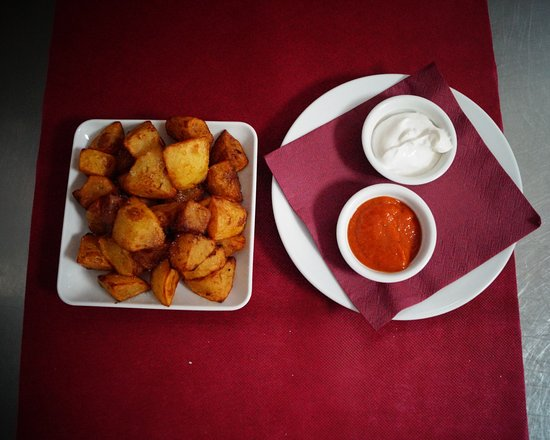 Living Barcelona 1925 : Patatas fritas