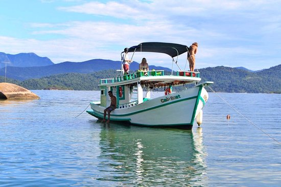 Caipboat Paraty