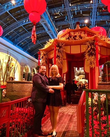 bellagio las vegas happy chinese new year