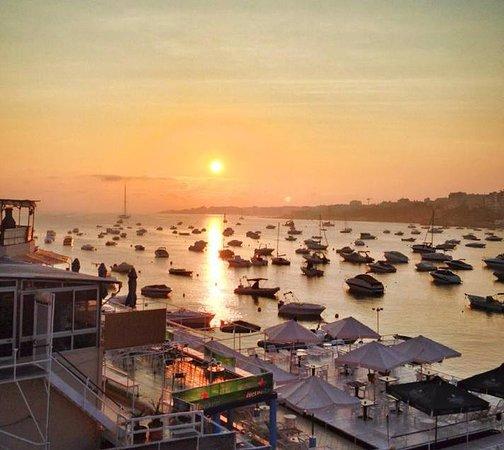Sunrise over Xemxija Bay