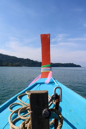 Green Andaman Travel: Heading for snorkeling