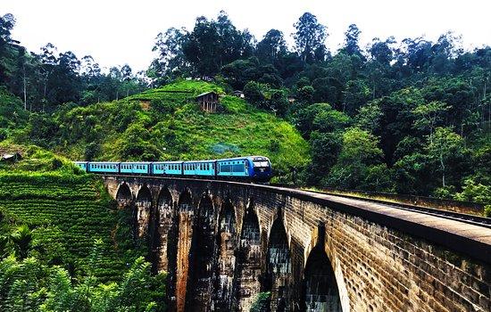 Ride in SriLanka Tours & Travels: Ella Train travel