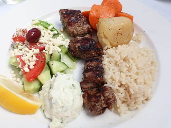 Asteras Greek Taverna: The beef is excellent at Asteras