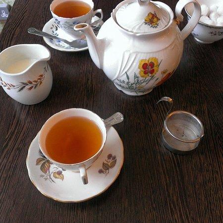 Sugar Junction: Tea :)