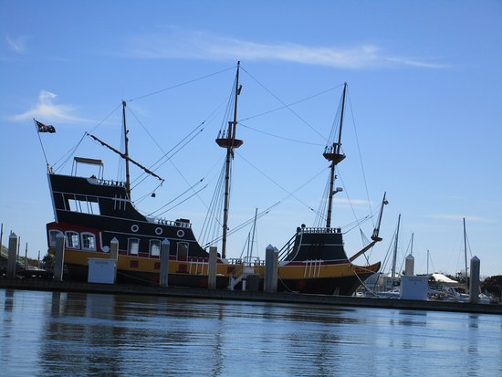 Pirate Tour In St Augustine
