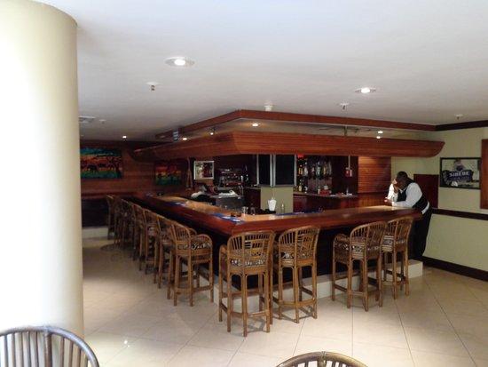 Piggs Peak, Σουαζιλάνδη: Main indoor pub