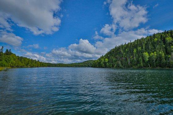 Saint Michel des Saints, Canada: Lac Carmel, Carmel lake
