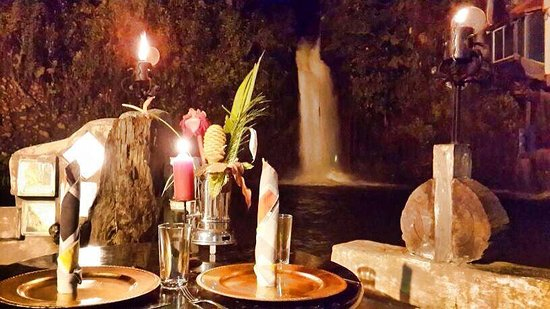 Santo Domingo, Ecuador: Romantic dinner