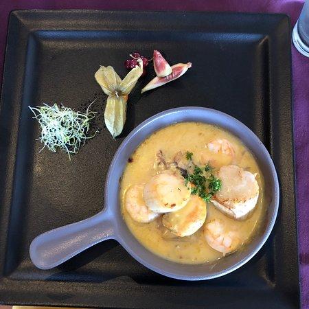 Sable-sur-Sarthe, Frankreich: Un délice meilleur restaurant que j'ai fait jusqu'à présent