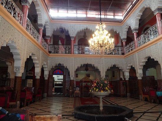 Restaurant El Bahia : Faszinierender Essraum