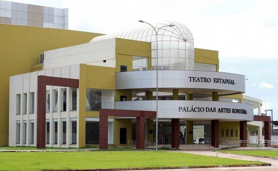 Teatro Estadual Palacio das Artes Rondonia