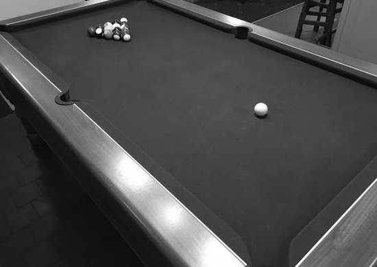 ‪‪Strathyre‬, UK: Our brilliant pool table!‬