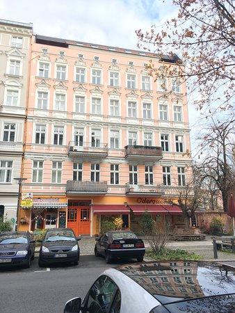 Oderquelle Restaurant on Oderberger Strasse