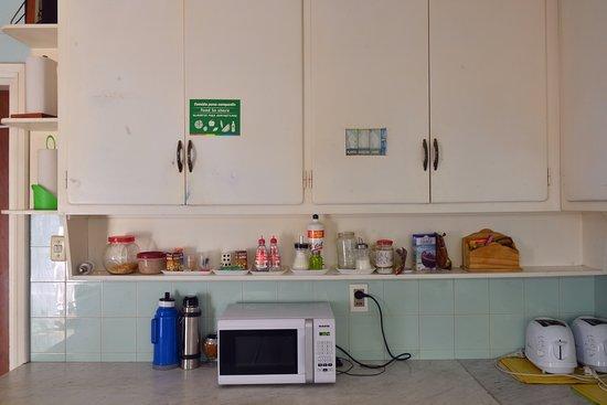 Sur Hostel: Conmtamos con una cocina totalmente equipada para uso de nuestros huésedes